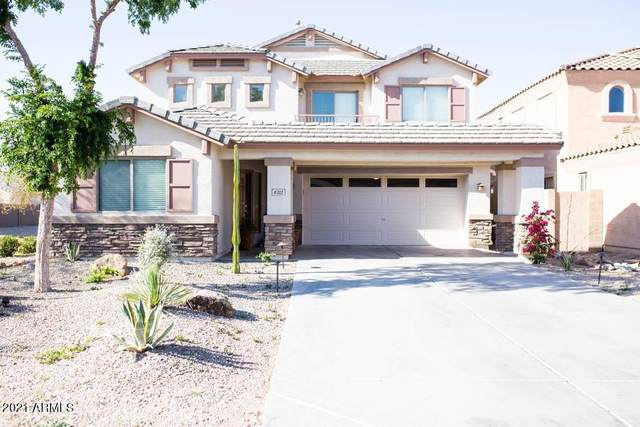 4312 E Mine Shaft Road, San Tan Valley, AZ 85143 (MLS #6219559) :: The Copa Team | The Maricopa Real Estate Company