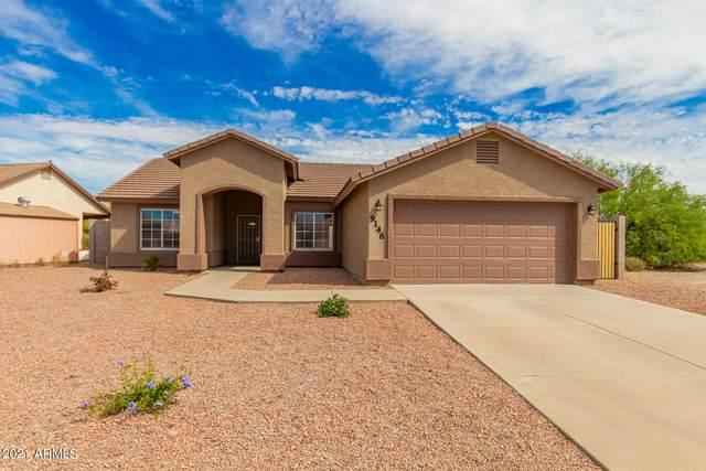 9146 W Oneida Drive, Arizona City, AZ 85123 (MLS #6219564) :: Yost Realty Group at RE/MAX Casa Grande
