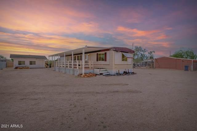 11219 E Jupiter Drive, Apache Junction, AZ 85120 (MLS #6219565) :: Yost Realty Group at RE/MAX Casa Grande