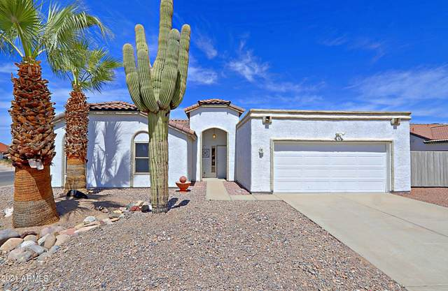 6444 W Ironwood Drive, Glendale, AZ 85302 (MLS #6219570) :: Long Realty West Valley