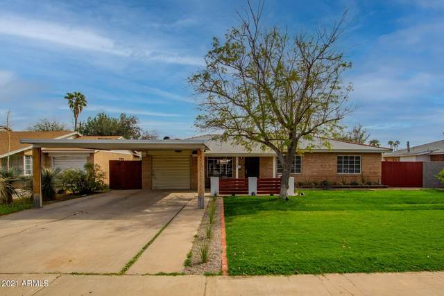 1303 W Marshall Avenue, Phoenix, AZ 85013 (MLS #6219579) :: Conway Real Estate