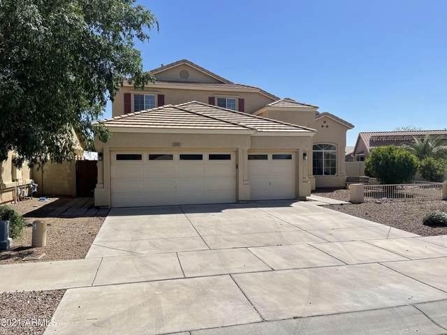 20925 E Via Del Oro, Queen Creek, AZ 85142 (MLS #6219580) :: Executive Realty Advisors