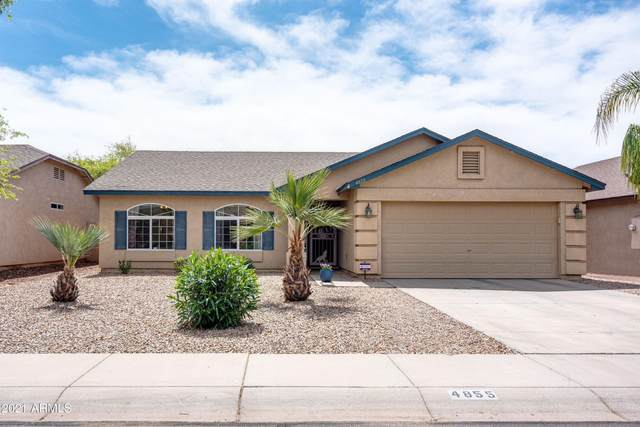 4855 E Rousay Drive, San Tan Valley, AZ 85140 (MLS #6219603) :: The Daniel Montez Real Estate Group