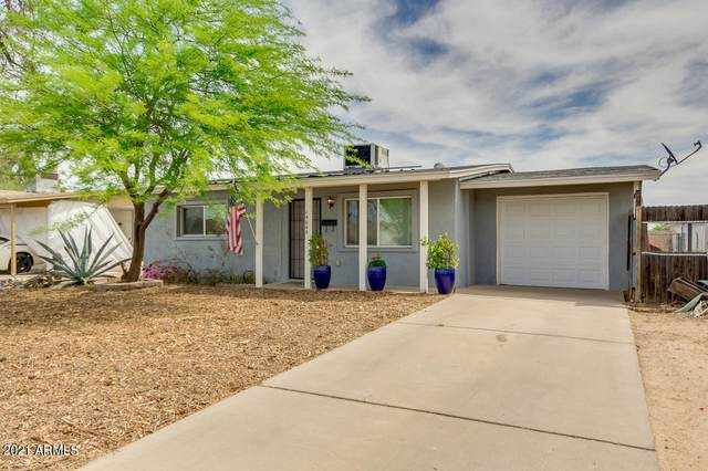15045 N 29TH Avenue, Phoenix, AZ 85053 (MLS #6219620) :: Yost Realty Group at RE/MAX Casa Grande