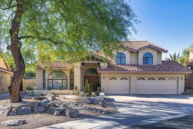 3408 E Squawbush Place, Phoenix, AZ 85044 (MLS #6219622) :: Yost Realty Group at RE/MAX Casa Grande