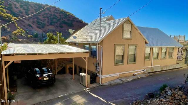 12 Temby Avenue, Bisbee, AZ 85603 (MLS #6219629) :: Yost Realty Group at RE/MAX Casa Grande