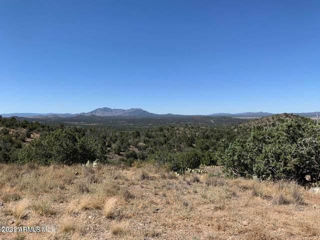 19195 N Butte Pass Road, Prescott, AZ 86305 (MLS #6219650) :: West Desert Group | HomeSmart