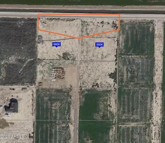 0 S 229th Lane, Buckeye, AZ 85326 (MLS #6219662) :: Long Realty West Valley