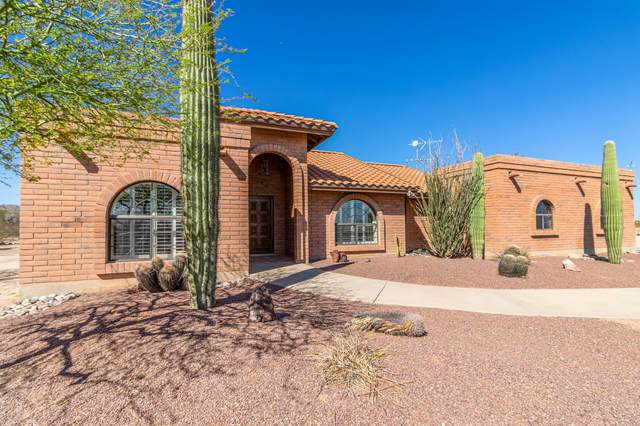 12174 W Autumnwood Road, Casa Grande, AZ 85194 (MLS #6219664) :: Long Realty West Valley