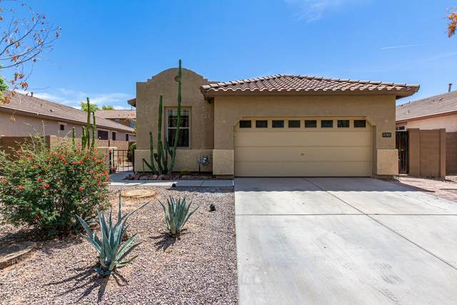 2707 E Canyon Creek Drive, Gilbert, AZ 85295 (MLS #6219679) :: The Dobbins Team