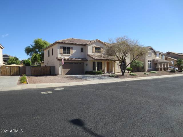 14332 W Banff Lane, Surprise, AZ 85379 (MLS #6219680) :: The Daniel Montez Real Estate Group