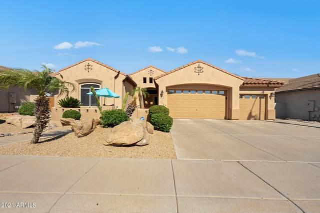 22139 N 80TH Drive, Peoria, AZ 85383 (MLS #6219698) :: The Daniel Montez Real Estate Group