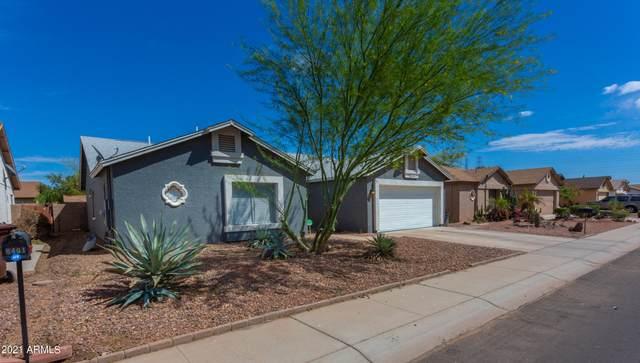 8395 N 107TH Lane, Peoria, AZ 85345 (MLS #6219706) :: Yost Realty Group at RE/MAX Casa Grande