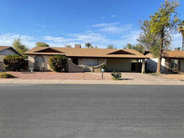 1418 W Megan Street, Chandler, AZ 85224 (MLS #6219715) :: Yost Realty Group at RE/MAX Casa Grande