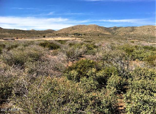 0 E Lower Ranch Trail, Dewey, AZ 86327 (MLS #6219728) :: Executive Realty Advisors