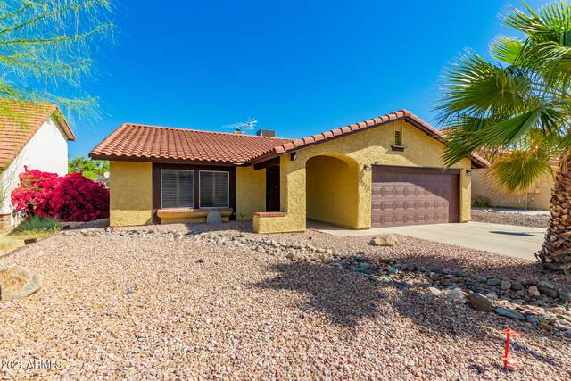 2110 E Friess Drive, Phoenix, AZ 85022 (MLS #6219729) :: Service First Realty