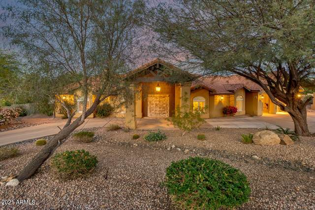 16054 E Seminole Lane, Fountain Hills, AZ 85268 (MLS #6219732) :: The Newman Team