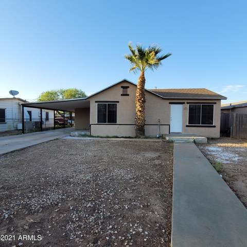 122 E Kinderman Drive, Avondale, AZ 85323 (MLS #6219738) :: The Garcia Group