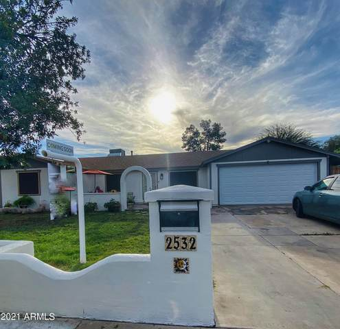 2532 N 61ST Avenue, Phoenix, AZ 85035 (MLS #6219739) :: Kepple Real Estate Group