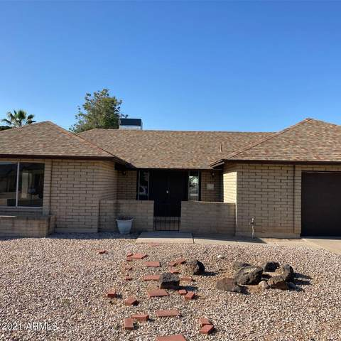 4635 W Libby Street, Glendale, AZ 85308 (MLS #6219746) :: Long Realty West Valley