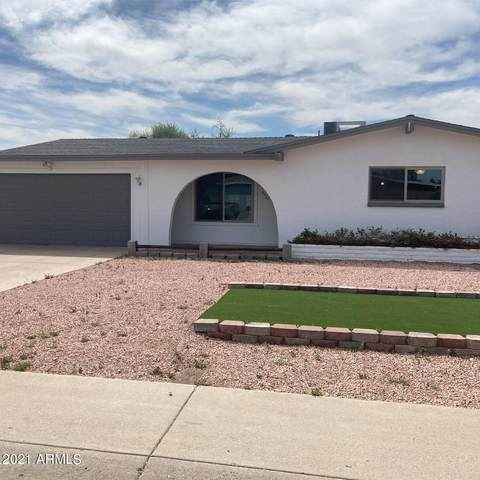 4601 W Lupine Avenue, Glendale, AZ 85304 (MLS #6219747) :: Long Realty West Valley