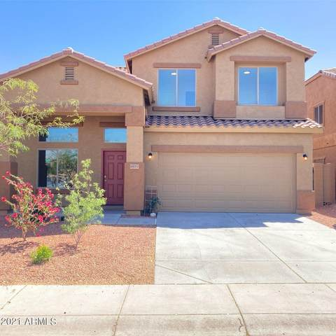 18153 W Sanna Street, Waddell, AZ 85355 (MLS #6219749) :: Executive Realty Advisors