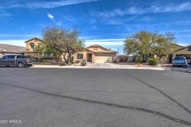 11158 W Chase Lane, Avondale, AZ 85323 (MLS #6219760) :: The Daniel Montez Real Estate Group