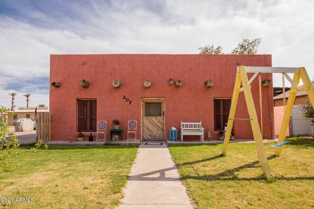 207 E Eason Avenue, Buckeye, AZ 85326 (MLS #6219761) :: Yost Realty Group at RE/MAX Casa Grande