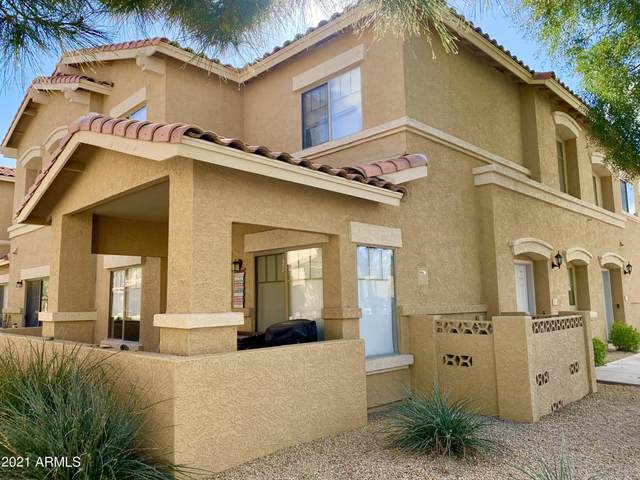 525 N Miller Road #116, Scottsdale, AZ 85257 (MLS #6219768) :: Yost Realty Group at RE/MAX Casa Grande