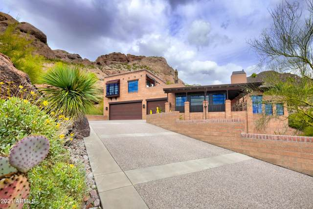 4836 E Camelhead Drive, Phoenix, AZ 85018 (MLS #6219770) :: Executive Realty Advisors