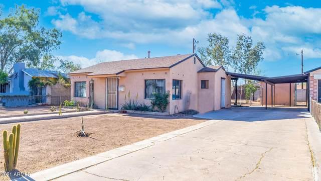 1707 E Monte Vista Road, Phoenix, AZ 85006 (MLS #6219773) :: Yost Realty Group at RE/MAX Casa Grande