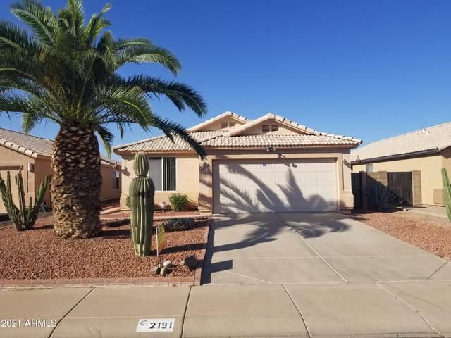 2191 W 20TH Avenue, Apache Junction, AZ 85120 (MLS #6219776) :: Yost Realty Group at RE/MAX Casa Grande