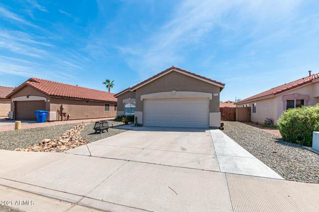 8061 E Onza Avenue, Mesa, AZ 85212 (MLS #6219781) :: The Dobbins Team