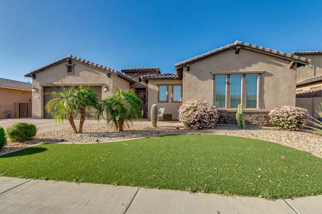 3526 E Ironside Lane, Gilbert, AZ 85298 (MLS #6219785) :: The Dobbins Team