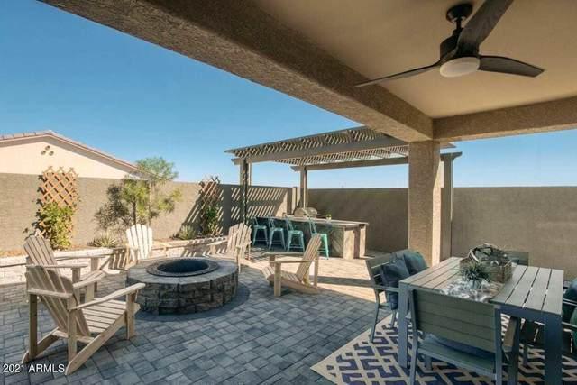 21338 W Monte Vista Road, Buckeye, AZ 85396 (MLS #6219789) :: The Riddle Group