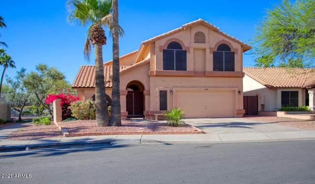 2569 E Taxidea Way, Phoenix, AZ 85048 (MLS #6219791) :: West Desert Group | HomeSmart