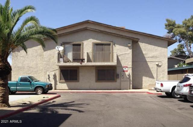 1620 E Cambridge Avenue #8, Phoenix, AZ 85006 (MLS #6219795) :: Service First Realty