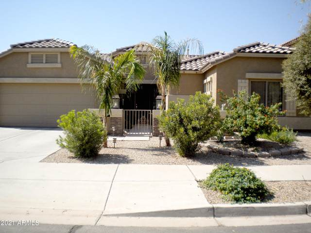 19863 E Mayberry Road, Queen Creek, AZ 85142 (MLS #6219807) :: Dijkstra & Co.