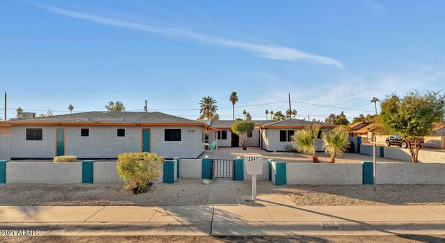 2347 W Coolidge Street, Phoenix, AZ 85015 (MLS #6219809) :: The Property Partners at eXp Realty