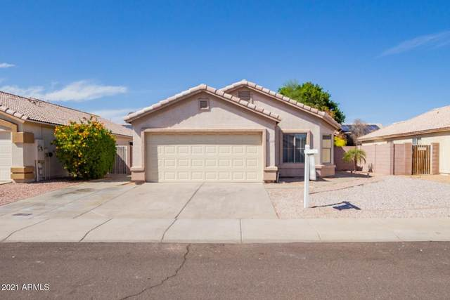 3434 W Louise Drive, Phoenix, AZ 85027 (MLS #6219814) :: Yost Realty Group at RE/MAX Casa Grande