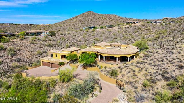14360 E Desert Cove Avenue, Scottsdale, AZ 85259 (MLS #6219823) :: Executive Realty Advisors