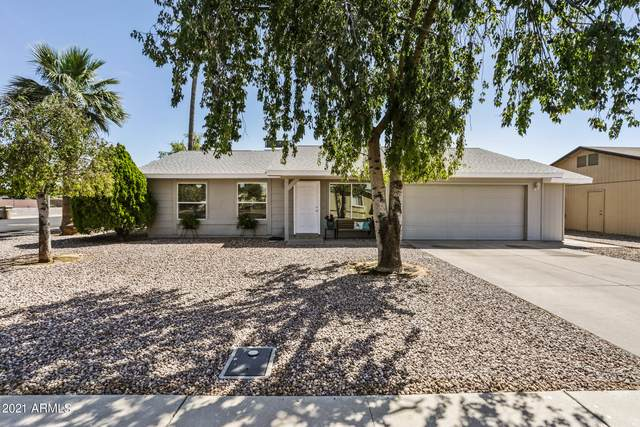 8125 N 89TH Drive, Peoria, AZ 85345 (MLS #6219830) :: Executive Realty Advisors
