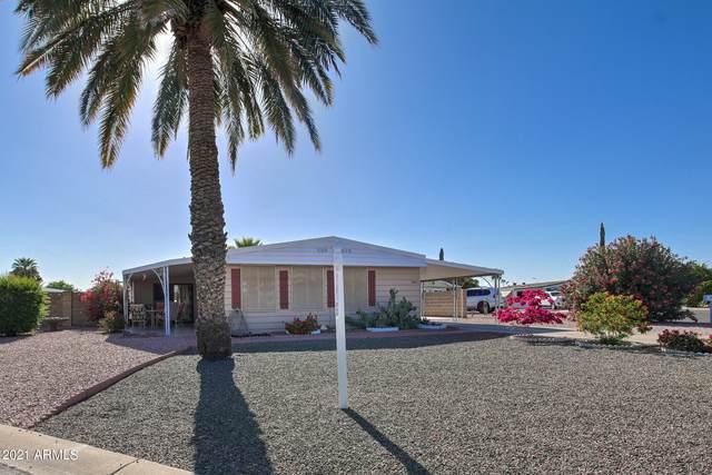 7411 E Bosaga Way, Mesa, AZ 85208 (MLS #6219837) :: The Daniel Montez Real Estate Group