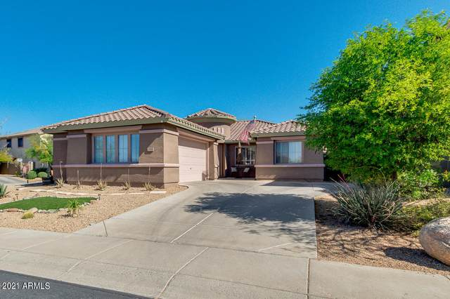 2594 W Kit Carson Trail, Phoenix, AZ 85086 (MLS #6219840) :: BVO Luxury Group