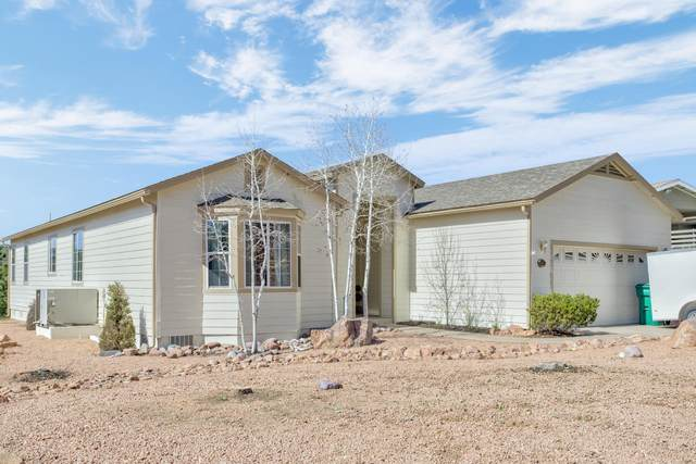 1021 W Rim View Road, Payson, AZ 85541 (MLS #6219843) :: Executive Realty Advisors