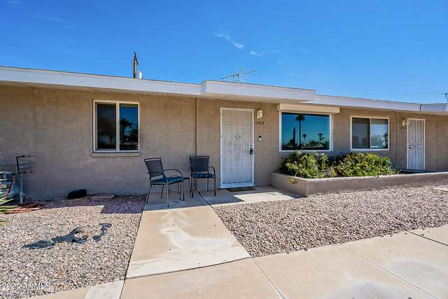 10504 W Oakmont Drive, Sun City, AZ 85351 (MLS #6219844) :: Long Realty West Valley