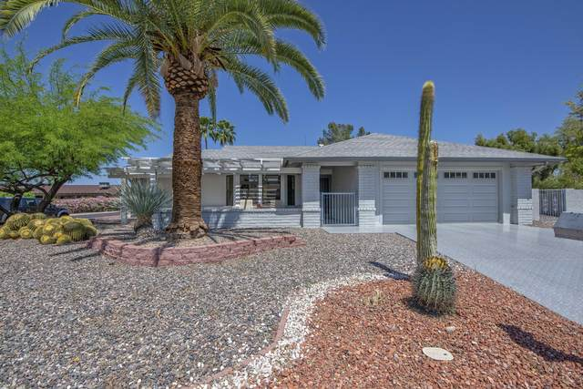 21415 N 123RD Drive, Sun City West, AZ 85375 (MLS #6219847) :: Yost Realty Group at RE/MAX Casa Grande