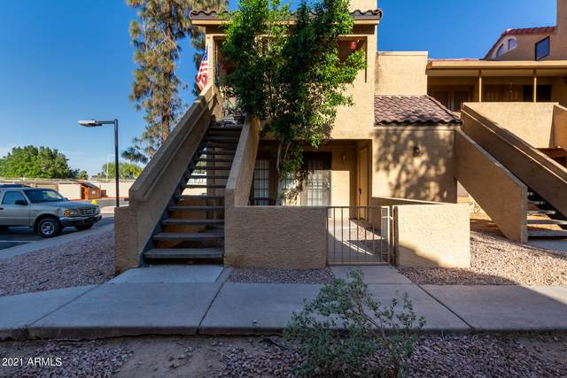 4901 S Calle Los Cerros Drive #153, Tempe, AZ 85282 (MLS #6219870) :: Midland Real Estate Alliance
