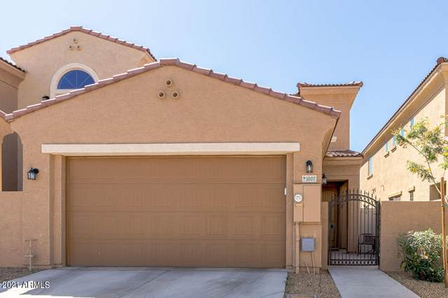 1367 S Country Club Drive #1007, Mesa, AZ 85210 (MLS #6219877) :: The Daniel Montez Real Estate Group