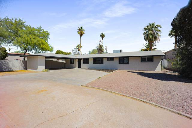3101 N 56TH Street, Phoenix, AZ 85018 (MLS #6219878) :: The Daniel Montez Real Estate Group